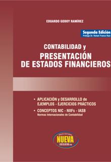 Cover Art Contabilidad y presentación de estados financieros (2a. ed.)