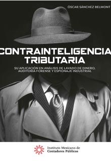 Carátula Contrainteligencia tributaria